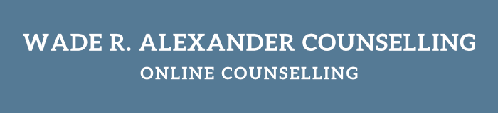 Wade R. Alexander Online Counselling